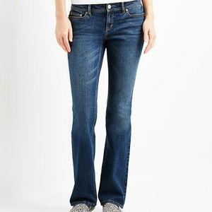 Aeropostale Curvy Boot Cut Jeans